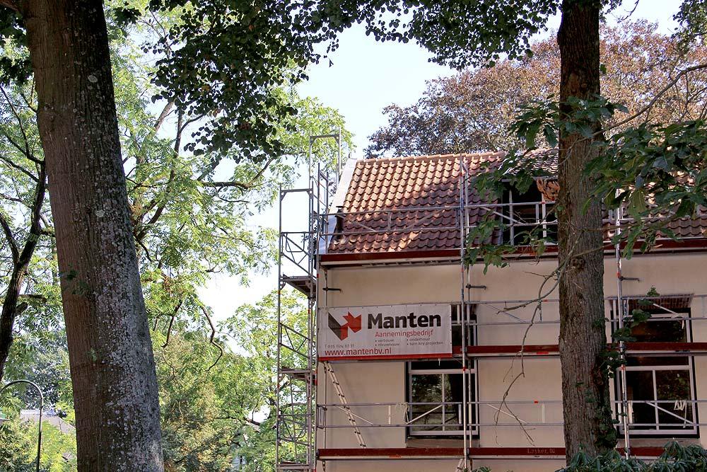 Dubbele villa Dudokpark Hilversum