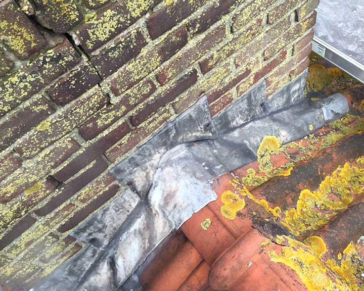 restauratie schoorsteen Zuidhoek III