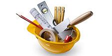 onderhoud van woningen, winkels en bedrijfsgebouwen