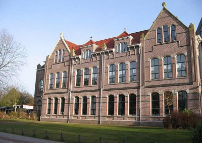 Onderhoud Roland Holst College